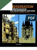 DUVAL - Restauration Et Reutilisation Des Monuments Anciens