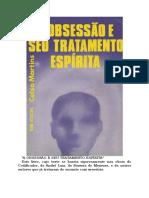 A Obsessao e Seu Tratamento Espirita (Celso Martins)