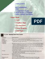 Perception & Coordination NCM 104