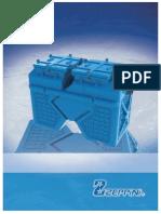 Caixas e Parador a Zp 5001