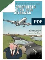 Comic Aeropuerto AMLO