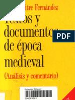 Textos y Documentos de La Epoca Medieval.pdf