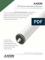 Axeon Hf5 Spec Sheet