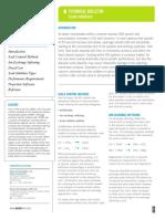 Avista TB Scale Inhibitors RO NF