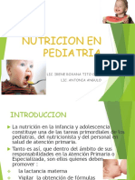 Nutricion en Pediatria - Copia