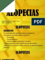 1. ALOPECIAS