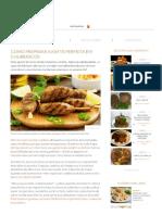 Como Preparar a Kafta Perfeita Em Churrascos - Blog Tudogostoso