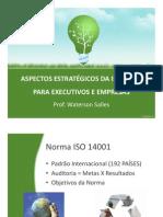 Aspectos Estratégicos ISO 14001