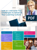 Lls How to Overcome Top Challenges to Advance Your Learning Culture