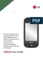 Lg Gw620_user Manual