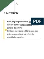 Cumaru – Wikipédia, A Enciclopédia Livre
