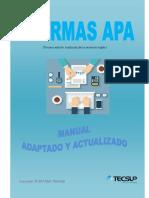 Normas APA Tecsup 2017