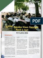 15 ème Rendez-vous Geoges Petit n_ 95.pdf