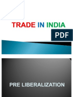 Trade in India