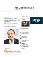 Pierre Levy_ New Media Literacies (12 of Them) – Public Intelligence Blog