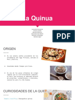 La quinua
