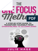 The One Focus Method