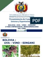 P3.6 Bolivia Uva