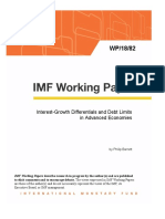 Interest-Growth Differentials and Debt Limits in Advanced Economies