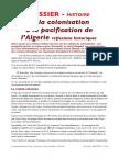 de la colonisation a la pacification de l algerie-2