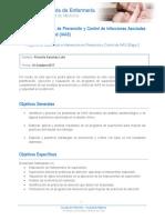 Programa de Supervisión e Intervención en Prevención y Control de IAAS (Etapa I)