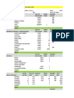 Business Plan Excel