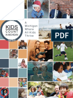 2018 Kids Count in Michigan Data Book