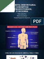 II Respuesta Inmune Conceptos Introductorios