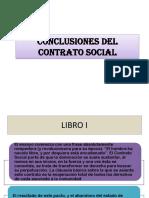 Conclusiones Del Contrato Social