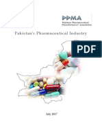 Final Report Pharma Industry August 10