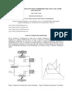 Ciclos de Refrigeración Por Compresión Mecánica de Vapor Multietapa