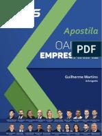 Apostila de Empresarial Completa Oab. 2017 Prof Guilherme(1) (1)