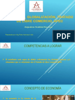 Economía, Globalización, Tratado de Libre Comercio