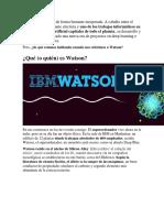 IBM Watson.docx