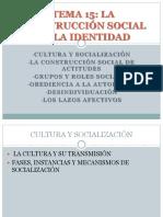 Socializacion y Culturaa