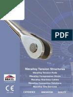 Macalloy Brochure Tension Structures December_2017_V1