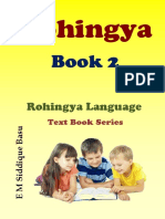 Rohingya Language Book 2