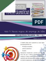 Aula 4 - Novas regras de emprego do hífen.pdf