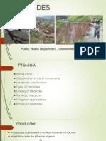 Landslide Pwd