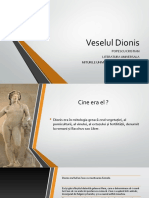 Veselul Dionis