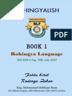 Rohingyalish Old 1st PDF Order
