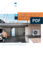 Heating Product Catalogue 2017_ECPEN17-721_English