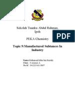 PEKA Chemistry