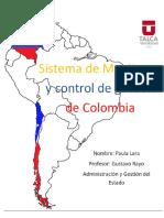 Sistema de Monitoreo Colombia