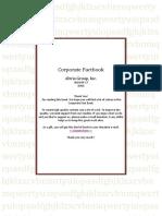 Corporate Factbook Altria - MO