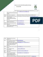 Bis Eventos Por El Rechazo a La Ley Korenfeld y El Buen Gobierno Del Agua