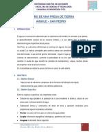 Informe San Pedro