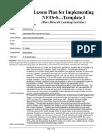 hoyk - itec 7430 lesson plan iste