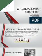Organización de Proyectos Final