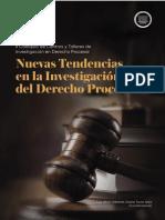 Nuevas Tendencias en La Investigación Del Derecho Procesal Legis.pe.